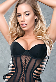 Penthouse Pet August 2012 - Nicole Aniston