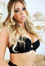 Penthouse Pet October 2012 - Samantha Saint